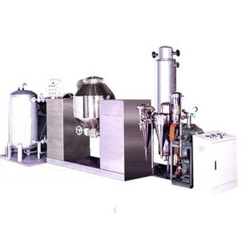 Rotation Type Vacuum Dryer