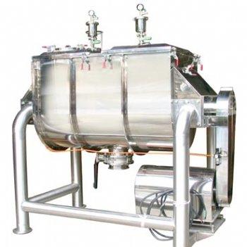 SY-RBB 螺旋帶混合機