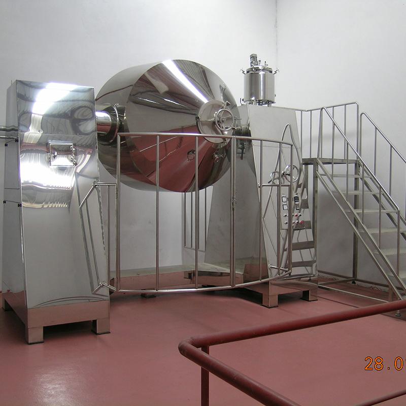 SY-RBT 三重圓錐混合機