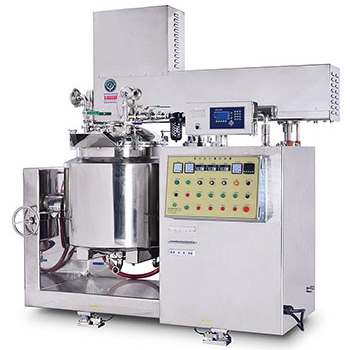 Vacuum Dispersion Mixer